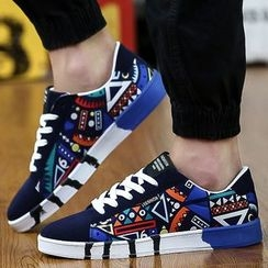 Muyu - Patterned Sneakers