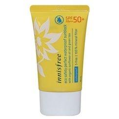 Innisfree - Eco Safety Perfect Waterproof Sun Block SPF50+ PA+++ 50ml
