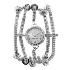 N:U - Not the Usual - Multi-Chain Crystal Watch