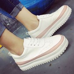 Limone - Panel Sneakers