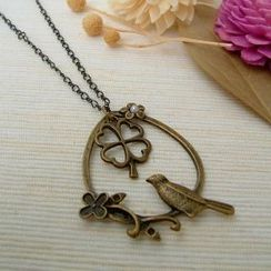 MyLittleThing - Forest Bird Necklace