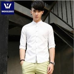 WOOG - Elbow-Sleeve Shirt