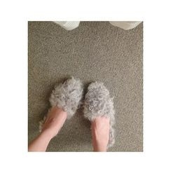ATTYSTORY - Fleece Lined Mules