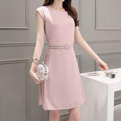 NINETTE - Chiffon Dress