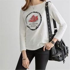PIPPIN - Round-Neck Printed T-Shirt