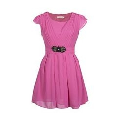 Flore - Chiffon Dress