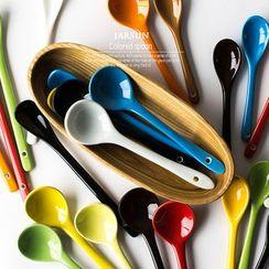 Jarsun - 彩色陶瓷勺