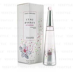 Issey Miyake - LEau DIssey City Blossom Eau De Toilette Spray (2015 Limited Edition)