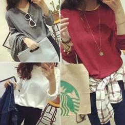 QZ Lady - Long-Sleeve T-Shirt