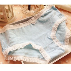 Cutesy Dream - Set of 6 / 7: Cotton Panties Set