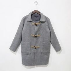 Mr. Cai - Toggle Coat