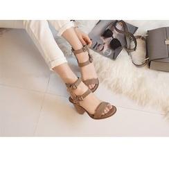BAYO - Block Heel Sandals