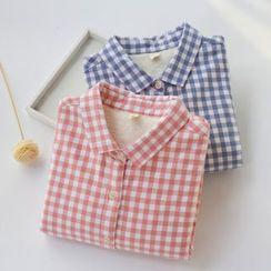 Jill & Jane - Plaid Shirt