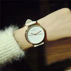 Honey Bee - 圆形带式手表
