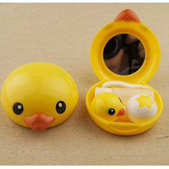 Voon - Contact Lens Case Kit (Duckling)