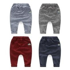 WellKids - Kids Embroidered Pants