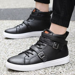 Easy Steps - High Top Sneakers