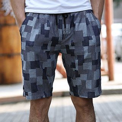 Mannmix - Patterned Shorts