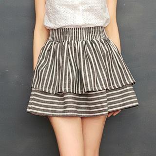 Tokyo Fashion - Striped Skirt