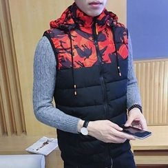 Besto - Hooded Padded Vest
