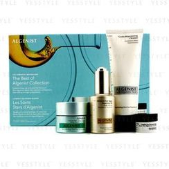 Algenist - The Best of Algenist Collection: Cleanser 120ml + Eye Balm 7ml + Repairing Oil 30ml + Anti-Aging Cream 30ml