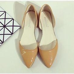 BAYO - 尖頭平跟鞋