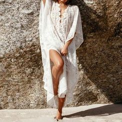 Sunset Hours - Lace Cover-Up