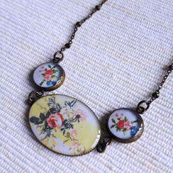 MyLittleThing - Vintage Flower Bracelet