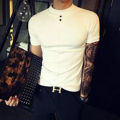 Harvin - Short Sleeve Slim Fit T-Shirt