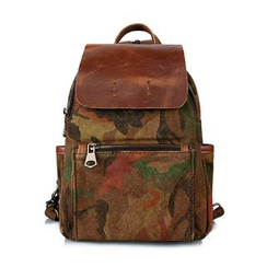 AUGUR - Camouflage Convertible Slingbag / Backpack