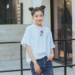 Mango Home - 短袖印花T恤