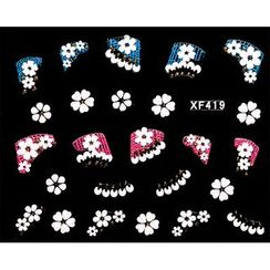 Maychao - Nail Sticker (XF419)