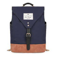 Mr.ace Homme - Belted Backpack