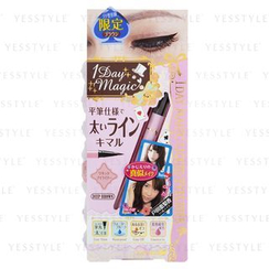 K-Palette - 1 Day Magic Liquid Eyeliner (#DB101 Deep Brown)