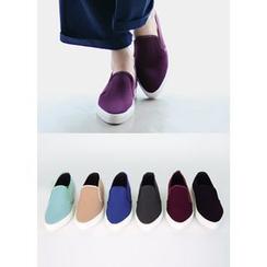 COII - 厚底轻便鞋