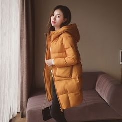 Cocofield - Plain Padded Coat