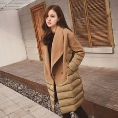 Cocofield - Panel Padded Coat