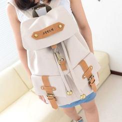 Seok - Canvas Backpack