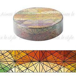 Aimez le style - Aimez le style Masking Tape Primaute Regular Skylight Autumn