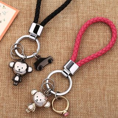 MILESI - Monkey Key Chain