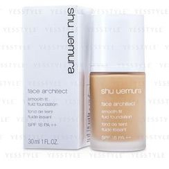 Shu Uemura - Face Architect Smooth Fit Fluid Foundation SPF 18 PA++ (#564 Medium Light Sand)
