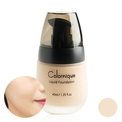 COLORNIQUE - Liquid Foundation (#1 Natural Beige)