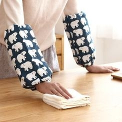 Lazy Corner - Printed Sleeve Guards
