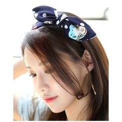 Miss21 Korea - Printed Head Band