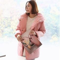 OTTI - Hooded Padded Coat
