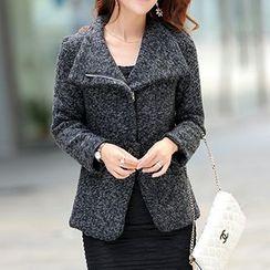 Swish - Diagonal Zip Jacket