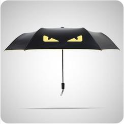 Homy Bazaar - 印花折叠伞
