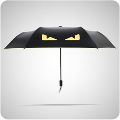 Homy Bazaar - Printed Compact Umbrella