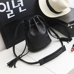 Rosanna Bags - Faux-Leather Bucket Bag