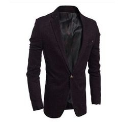 Hansel - One-button Blazer